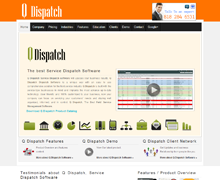 Q-Dispatch Dispatch Software
